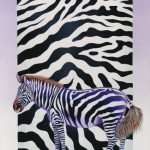 Zebra (40 cm x 30 cm) for sale € 500