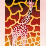 Giraffe (sold)