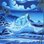 Blue paradise (sold)