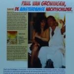 Paul van Groningen - De Amsterdamse nachtschilder