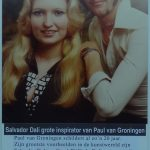 Salvador Dali grote inspirator van Paul van Groningen