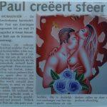 Paul creëert sfeer