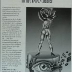 Erotiek en striptease in het DOC-theater