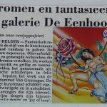 Dromen en fantasieën in galerie De Eenhoorn
